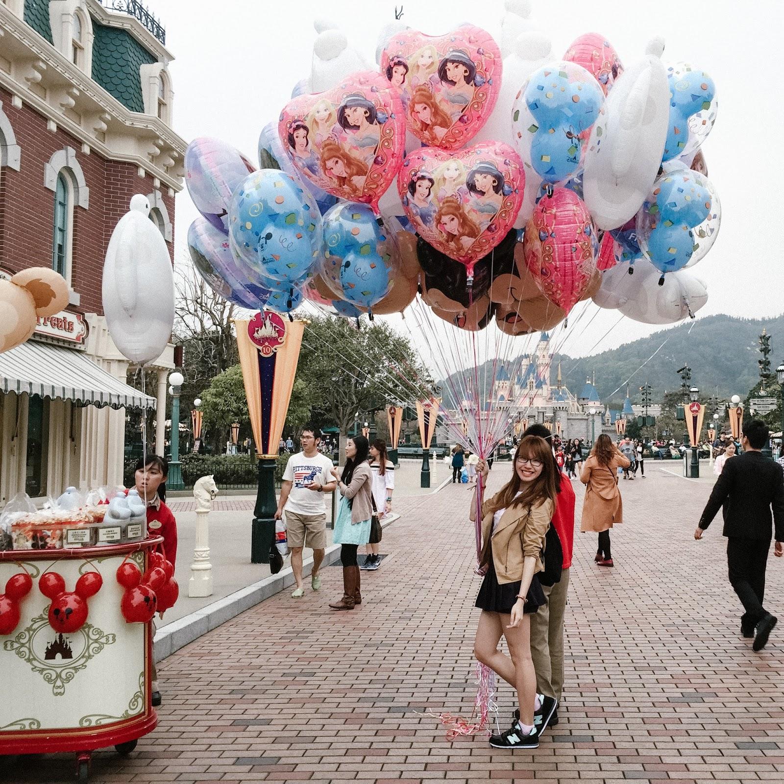 Hong Kong Street Girls