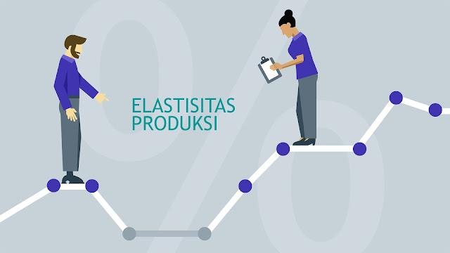 Pengertian Elastisitas Produksi dan Kurva, Rumus, Teori, dan Contoh Elastisitas Produksi