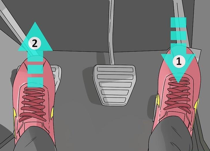 10 pasos para aprender a manejar un auto est ndar. Black Bedroom Furniture Sets. Home Design Ideas