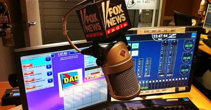 Media Confidential: Fox News Radio Reporter: Fired For ...