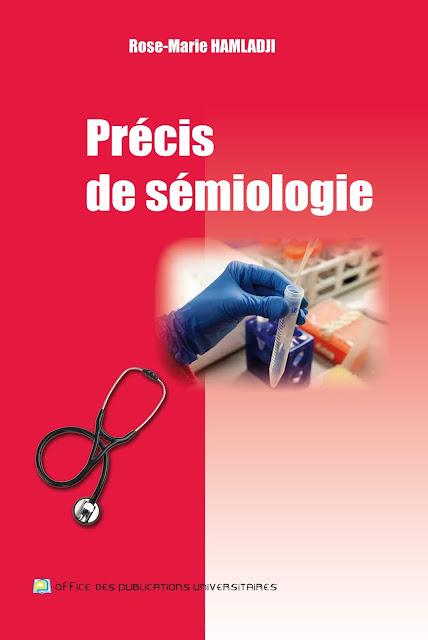 Précis de sémiologie - Hamladji Rose-Marie