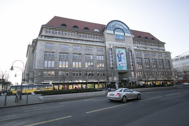 Centro commerciale KaDeWe-Berlino