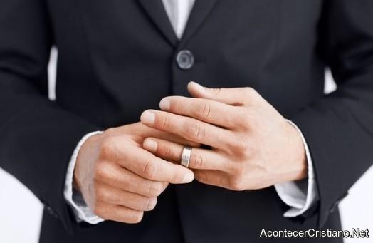 Hombre casado alrededor de mujeres solteras