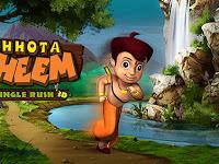 Game Chhota Bheem: Jungle run v1.46 APK MOD (Unlimited Full version) Terbaru Gratis 2016