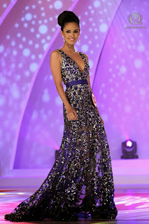 Megan Young in Show, Miss World 2013 in Show
