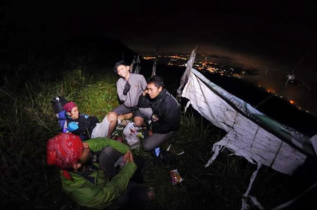 Pendakian Gunung Ungaran 2050MDPL