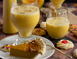 Pumpkin Punch de Creme