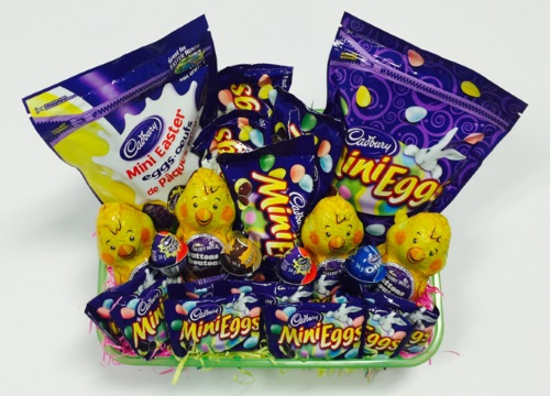 Cadbury Chocolate Prize Pack Giveaway
