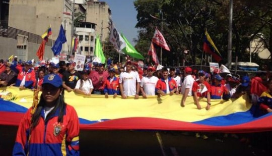 Venezuela: Juventud universitaria se moviliza este jueves en defensa de la patria