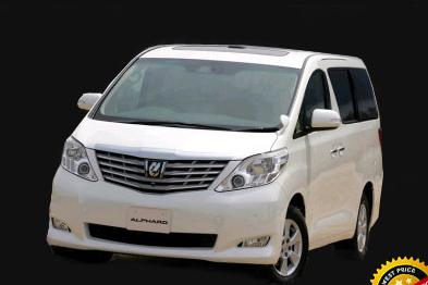 Rental Alphard Jakarta di RentalAlphard.com