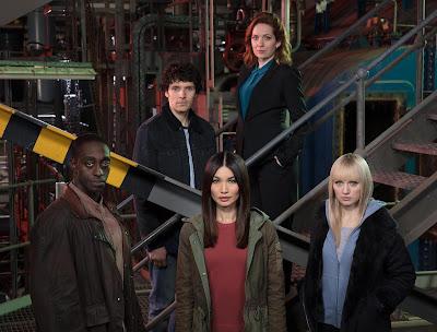 Humans Season 3 Cast Image 1