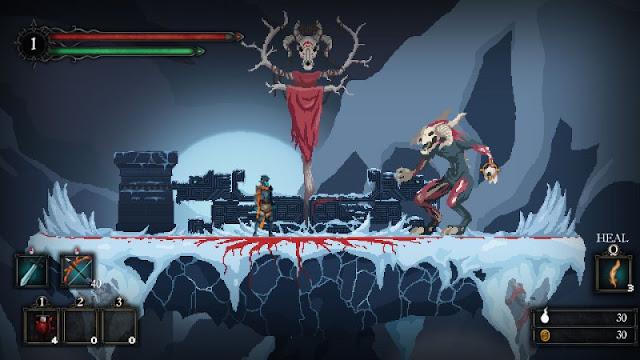 Death's Gambit | Boss Battle