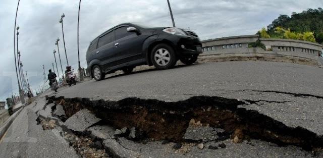 Setelah Gempa di Situdondo Sekarang Merembet Ke Papua Nugini Hingga 7.0 Sr