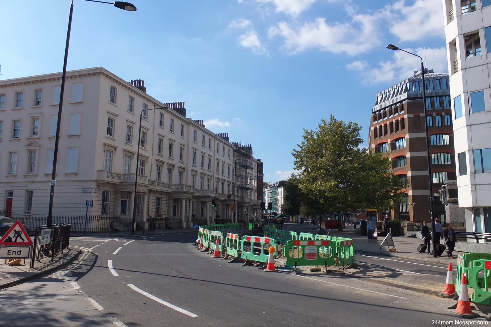 pimlico-station ピムリコ駅周辺