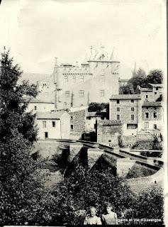 Château de Murol en saint-Amant, saint Amant-Tallende, Auvergne