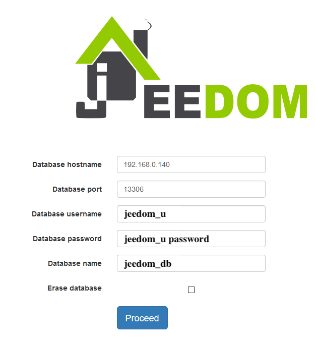 Tom's blog: Installing Jeedom on Synology NAS with Docker