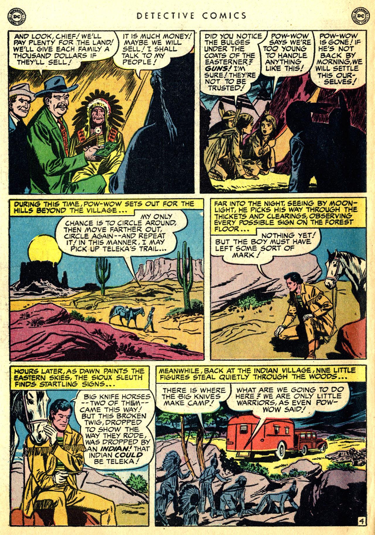 Read online Detective Comics (1937) comic -  Issue #168 - 44