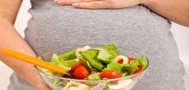 فوائد البصل للحامل فى الشهر التاسع
