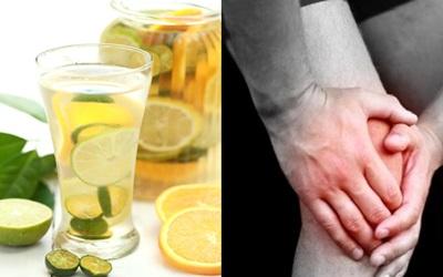 Lemon Campur Baking Soda Bantu Sembuhkan Asam Urat