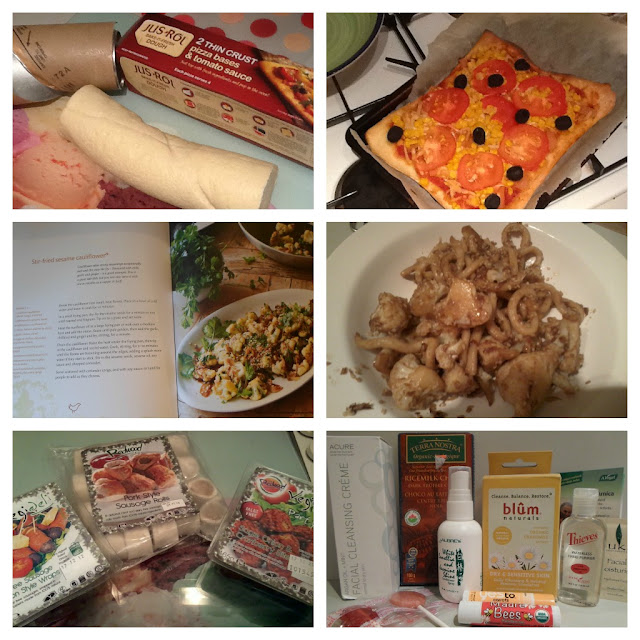 Sunday Catch Up - Pizza, Noodles & Party Food Dairy Free Vegan