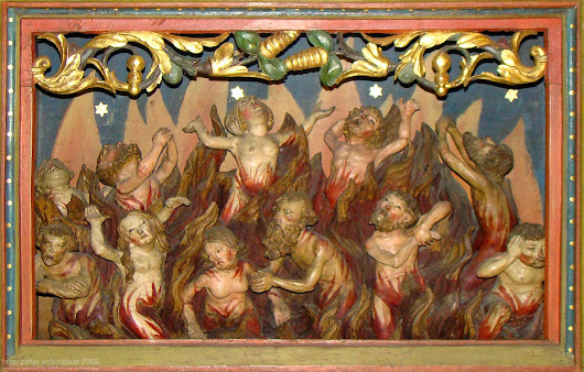 How to avoid Purgatory by Fr Paul O'Sullivan
