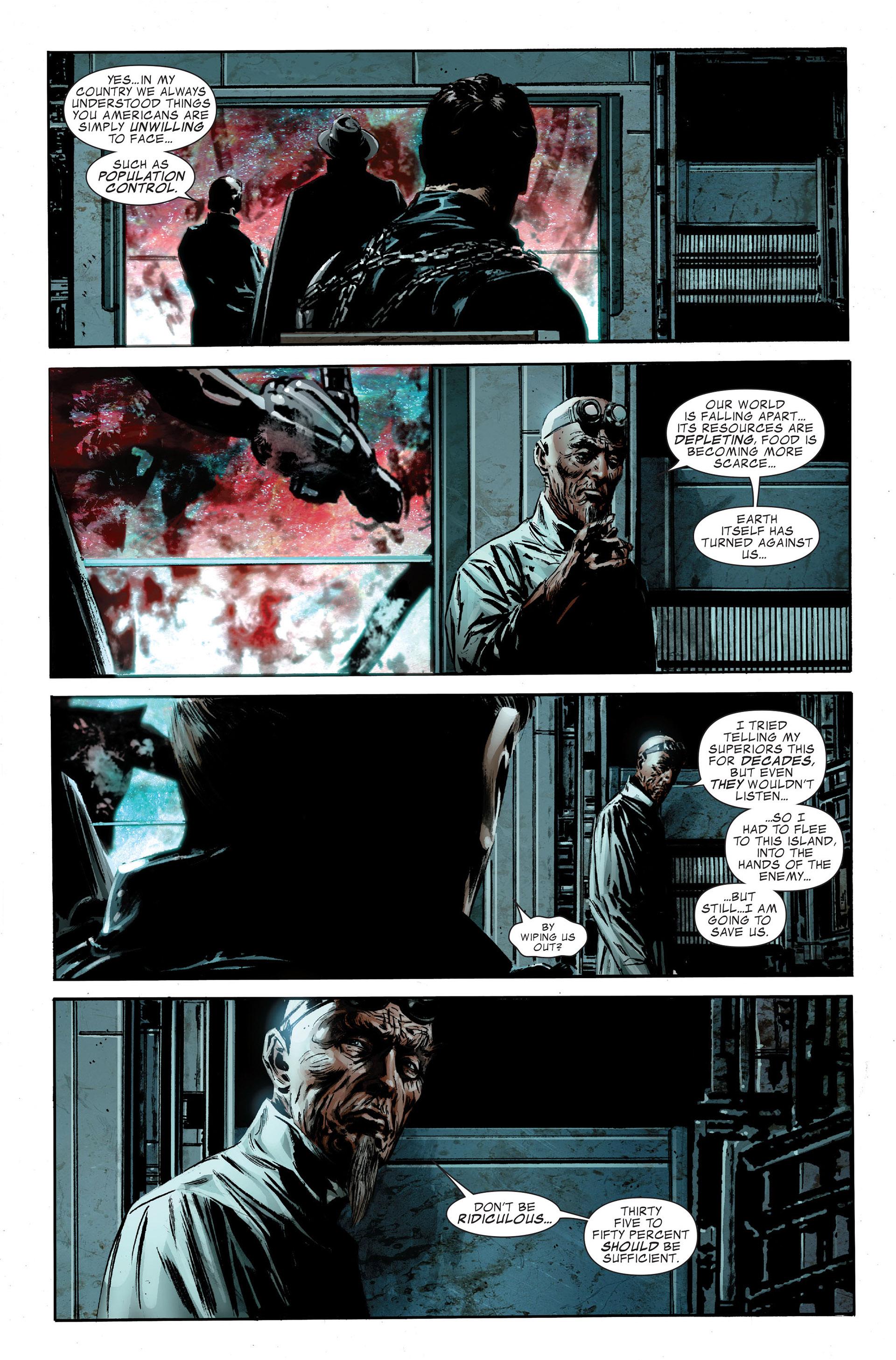 Read online Captain America (2005) comic -  Issue #48 - 5