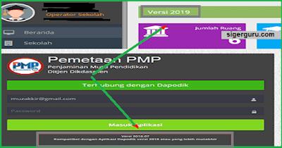 Solusi PMP 2018.08 Tidak Terhubung Dengan Dapodik 2019