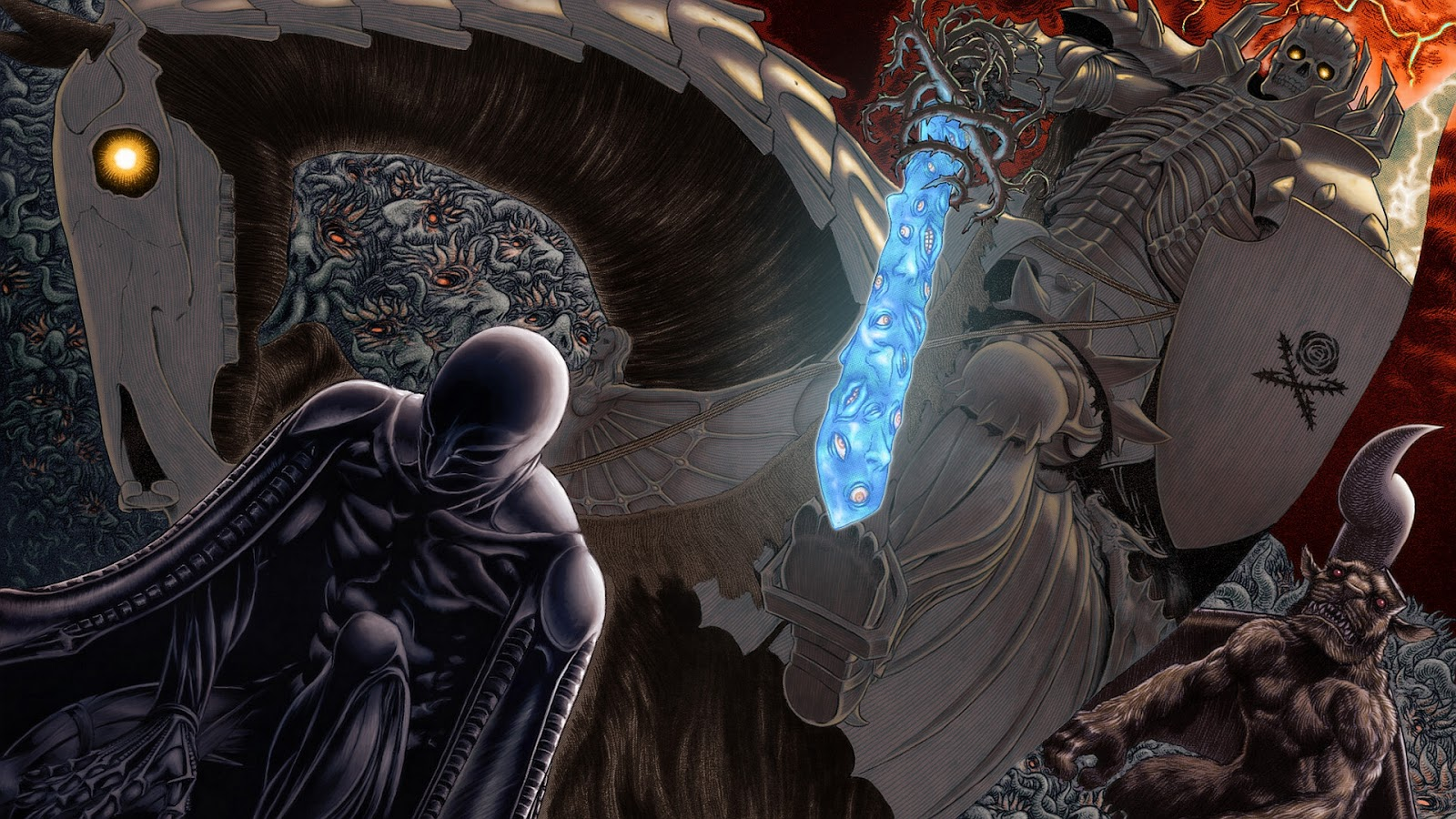 berserk wallpapers free download - photo #31