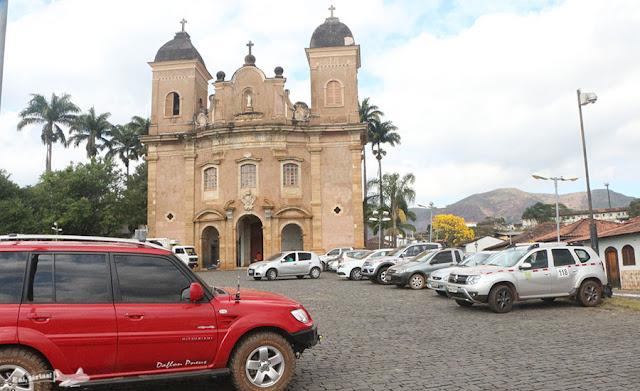 Igreja de São Pedro dos Clérigos, Mariana, Minas Gerais