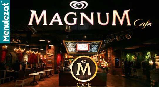 Harga Menu Magnum Cafe Grand Indonesia