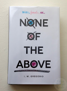 None of the Above by I.W. Gregorio book image