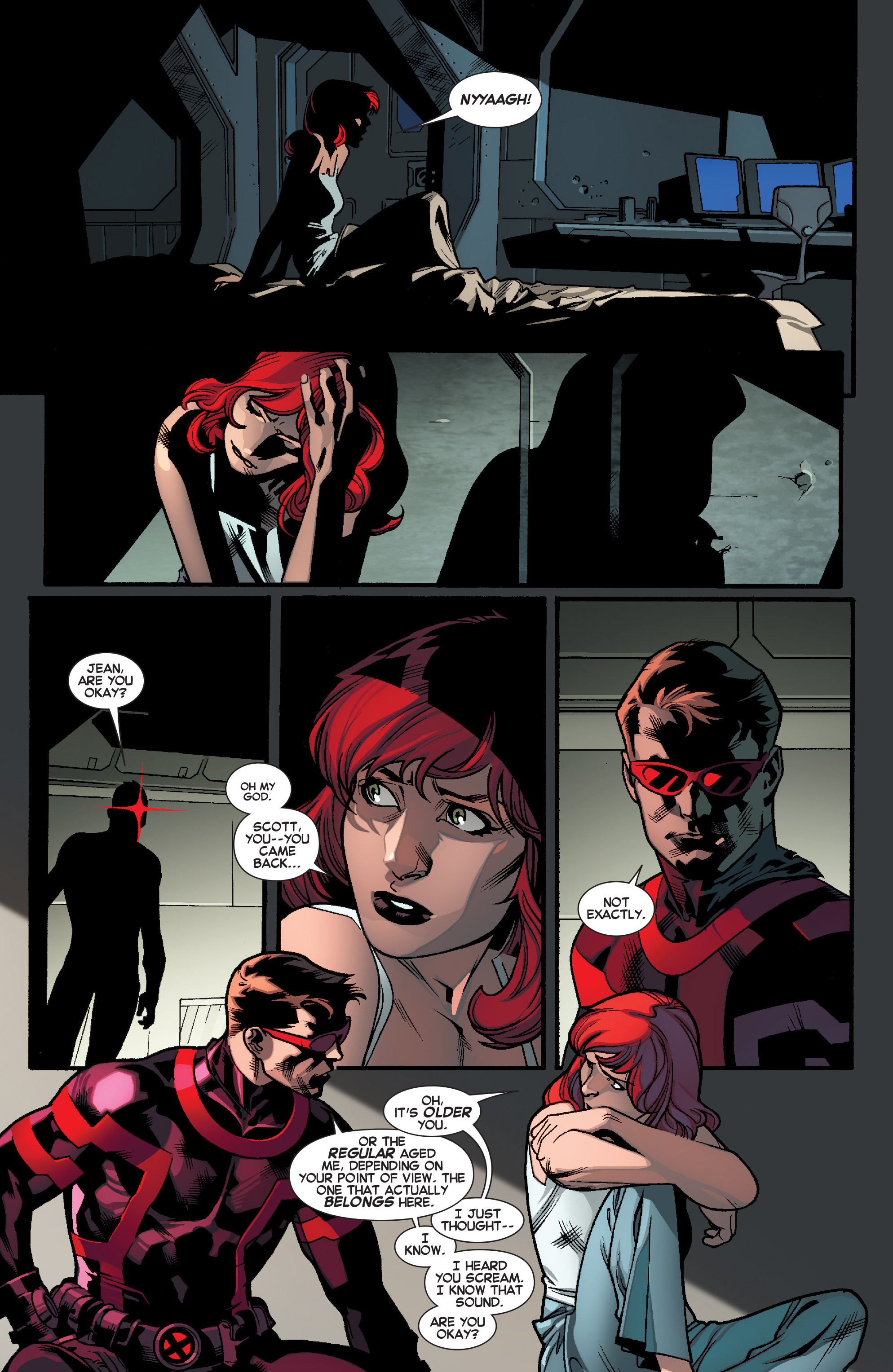 Read online All-New X-Men (2013) comic -  Issue #26 - 4