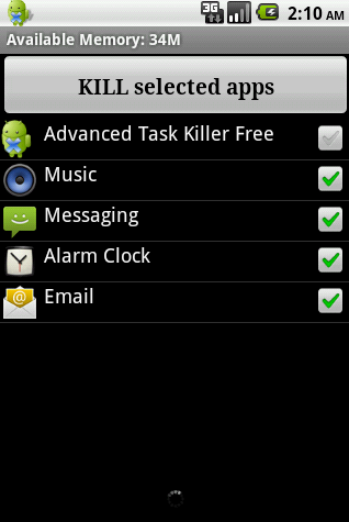 Download Advanced Task Killer
