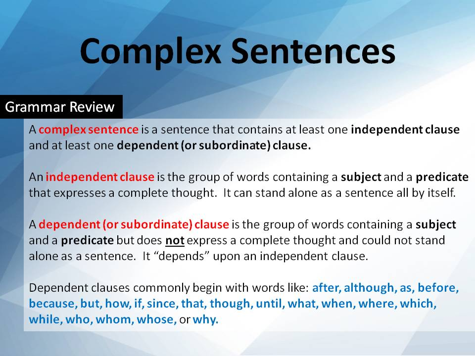 mr chappell s most excellent blog complex sentences 021 025