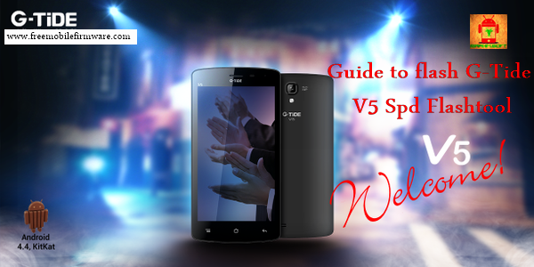 Guide To Flash G-Tide V5 Kitkat 4.4.2 Pac firmware