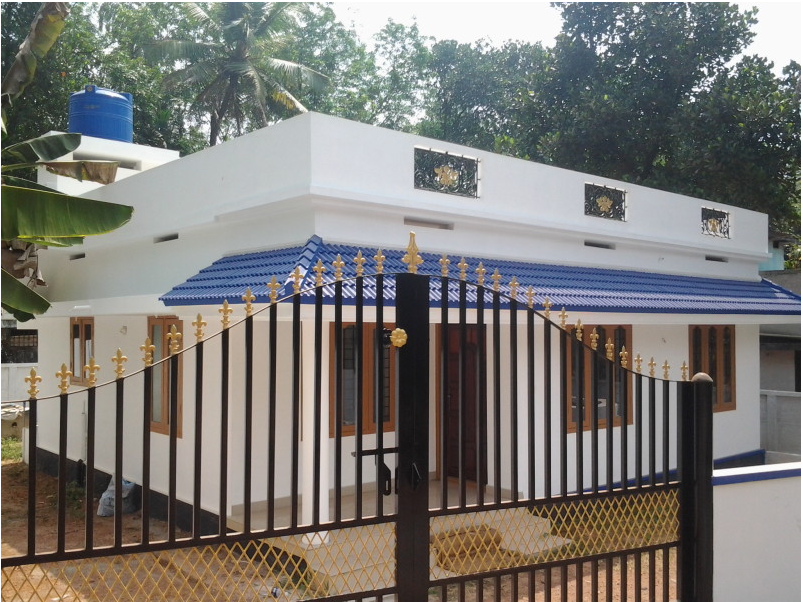 3 bedroom low budget kerala home design in just 800 sqft for 800 sq ft house plans kerala style