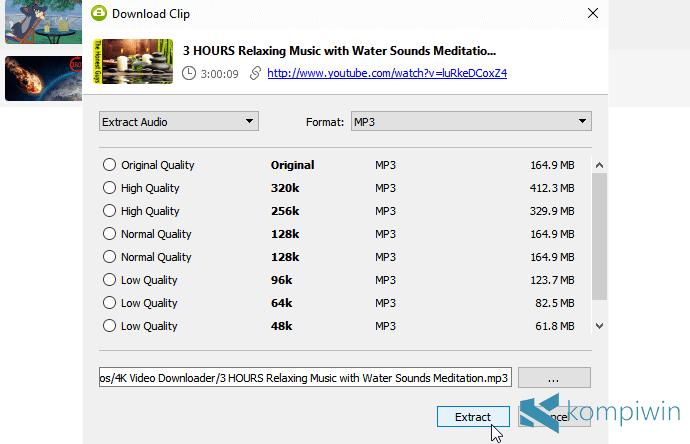 cara download lagu mp3 di google chrome