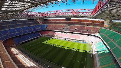 Los 10 mejores estadios de Fútbol - San Siro