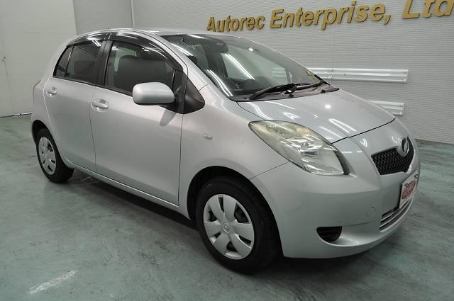 2006 Toyota Vitz 1000cc Japanese Vehicles To The World