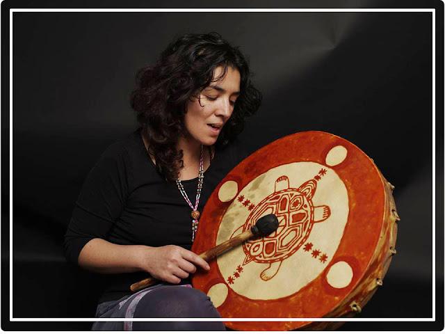 Mama Khan, le chant de la terre Lakota