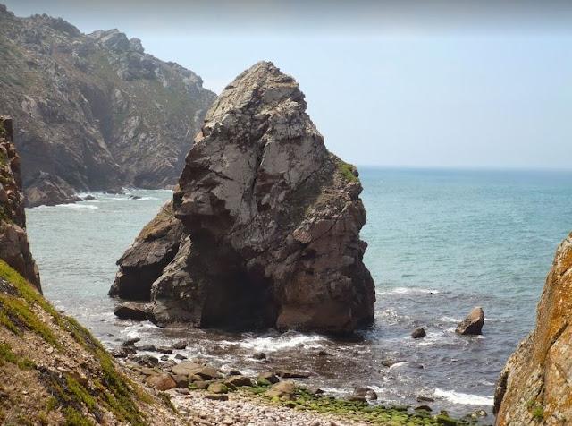 Faraglione Cabo da Roca