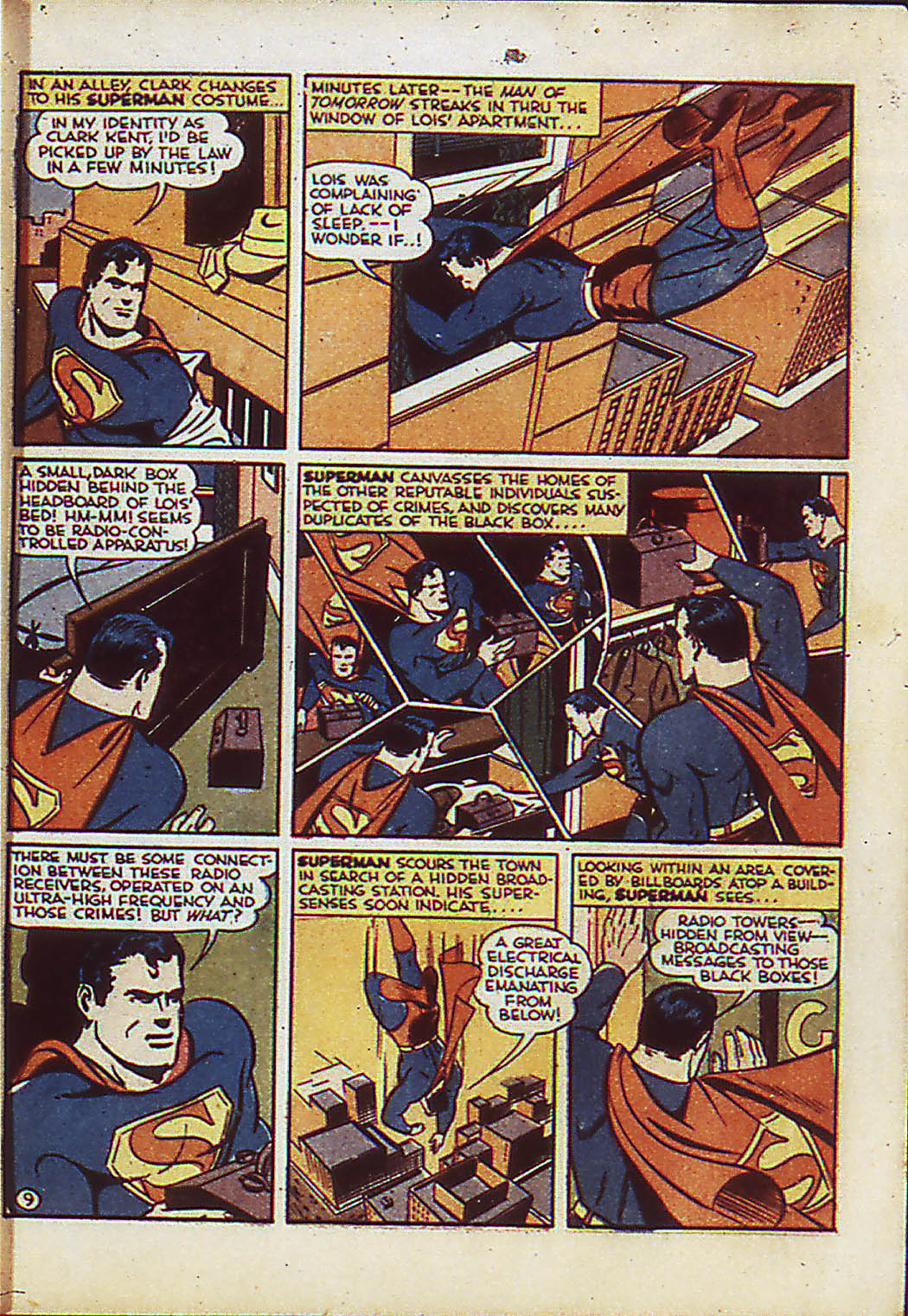 Action Comics (1938) 38 Page 10