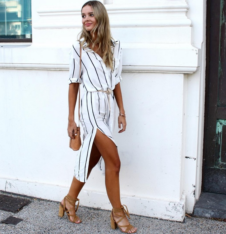 49f33f4ad3 Porady stylisty   Najmodniejsze sukienki tego lata
