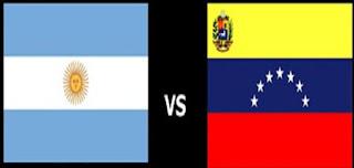بث مباشر مباراة الارجنتين فنزويلا مباشر