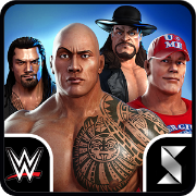 WWE Champions Mod Apk v0.131 Unlimited Money Full