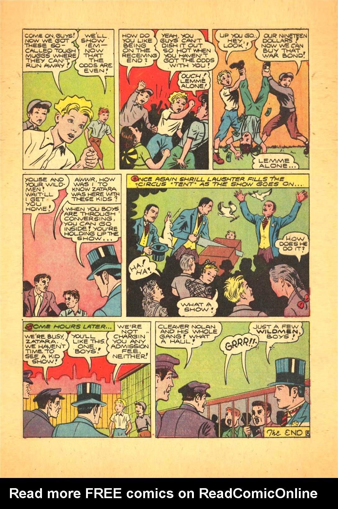 Read online Action Comics (1938) comic -  Issue #66 - 56