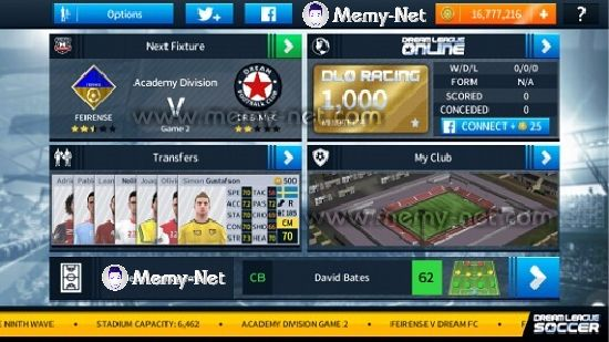تنزيل لعبة Dream League Soccer 2019 مجانا