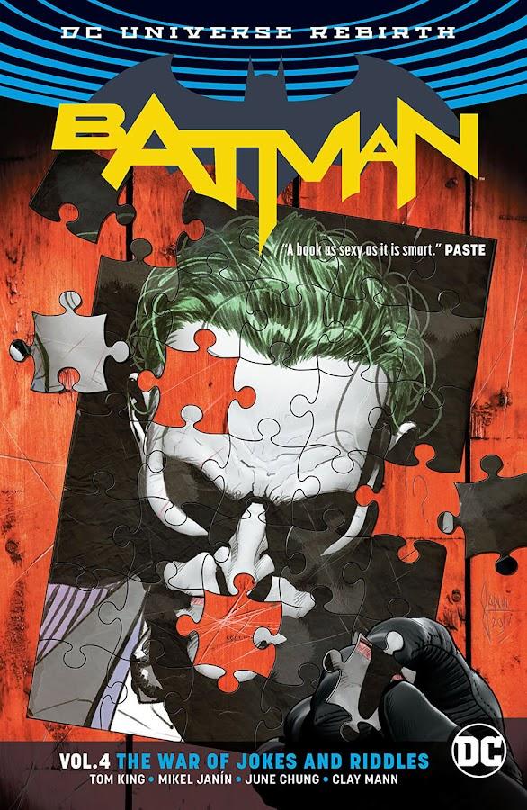 batman dc rebirth vol 4