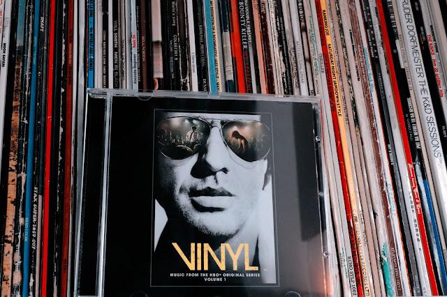 Serien und Musiktipp - HBOs Vinyl Soundtrack