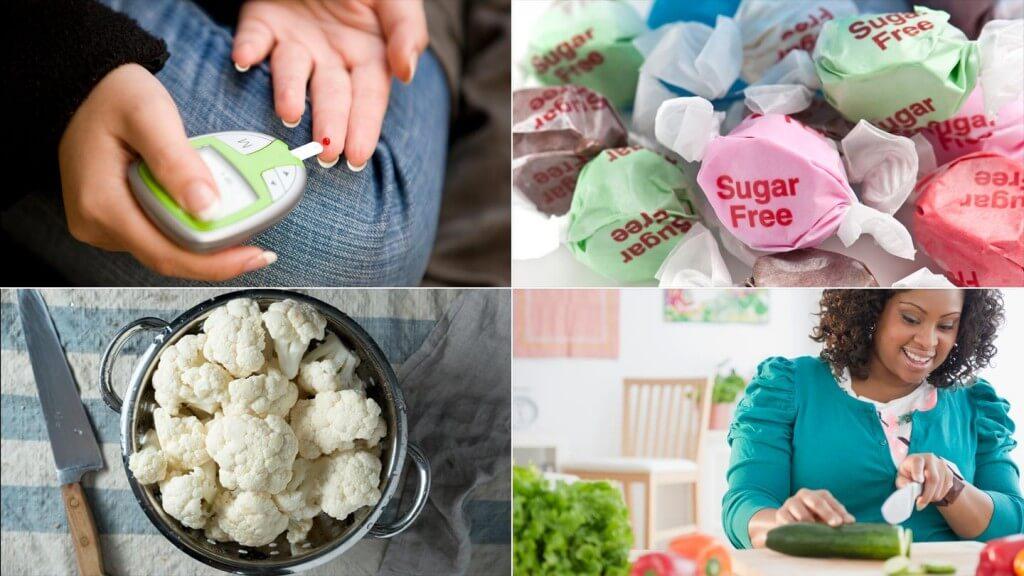 حمية السكر  اكاذيب حمية السكر هل يوجد سكر كاذب اخطاء غذائية عن حمية السكر
